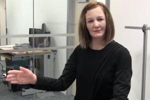 robot Humanoid Nadine