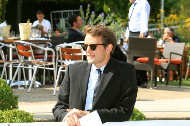 Vincent Lahalle, Crédit photo by Equidia